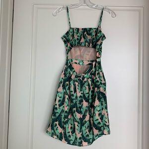 Olive & Oak Dresses - Olive + Oak Tropical Dress